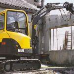 Volvo Ecr28 Compact Excavator Service Parts Catalogue Manual