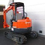 Hitachi Ex20ur-2 Ex30ur-2 Ex40ur-2 Excavator Service Manual