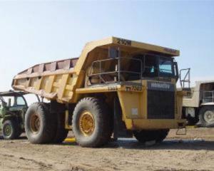 Komatsu 210m Dg694 Dump Truck Workshop Service Manual
