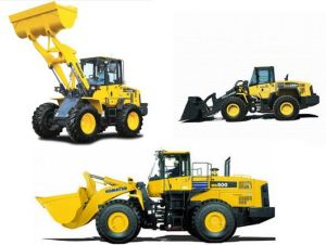Komatsu Service WA250-3 Wheel Loader Workshop Service Manual