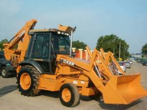Case 580 Super L Series 2 Backhoe Loader Operator & Parts Manual