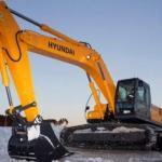 Hyundai R300LC-9SH Crawler Excavator Factory Repair Guidebook