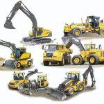 Volvo Ec220e Lr Excavator Workshop Service Manual