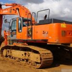 Hitachi Zaxis 450-3, 450lc-3, 470h-3 Excavator Service Repair Manual