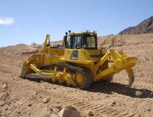 Komatsu D155ax-5 Workshop Service Operating Manual