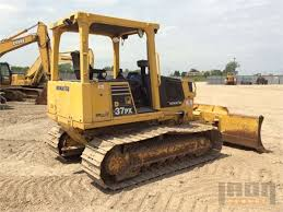 Komatsu D37px-21 Bulldozer Workshop Service Operating Manual