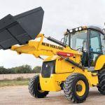 New Holland Lb75 Tractor Backhoe Operators Owners Manual
