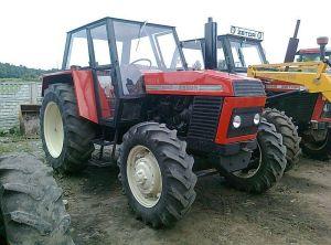 Zetor 8045 Tractor Service Repair Workshop Manual