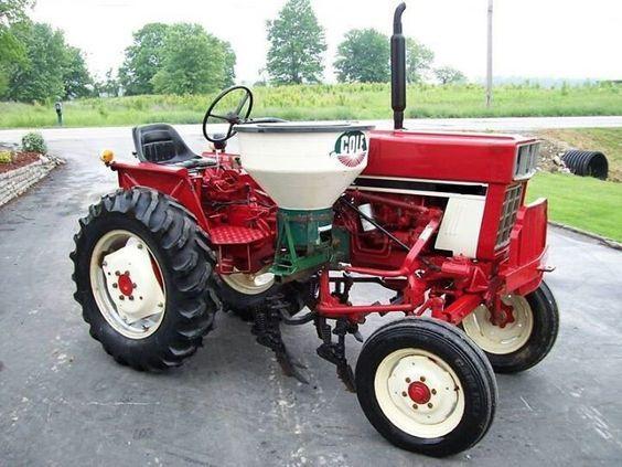 Repair Manuals For Tractors : Ih international tractor service repair manual
