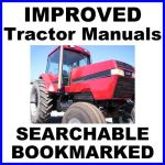 Case International 7130 7140 Tractor Service Repair Manual