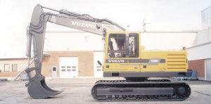 Volvo Ec200 Akerman Excavator Service Repair Manual