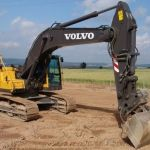 Volvo Ec290b Fx Ec290bfx Excavator Service Parts Catalogue Manual