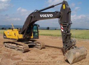 Volvo Ec290b Fx Ec290bfx Excavator Service Parts Catalogue Manual