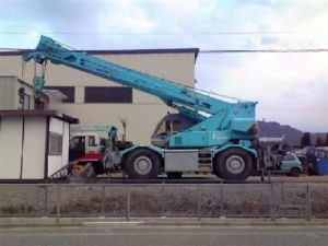 Kobelco Rk250-3 Crane Workshop Service Repair Manual