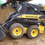 New Holland L140 L150 L160 L170 Tier 2 Skid Steer Loader Operators Manual