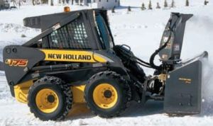 New Holland L180 L185 L190 Skid Steer Loader C185 C190 Track Loader Operators Manual