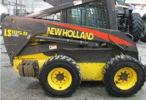 New Holland Ls Lt 180 185 190 B Loader Workshop Service Manual