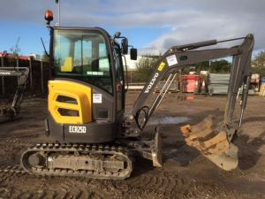 Volvo Ecr25d Compact Excavator Workshop Service Repair Manual