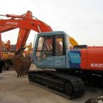 Hitachi EX200-3 EX200LC-3 EX200H-3 EX200LCH-3 Excavator Parts Catalog Manual
