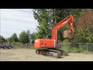 Hitachi Zaxis Zx160lc-3 Excavator Parts Catalog Pdf Manual