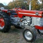 Massey Ferguson Mf 150 165 Tractor Workshop Service Manual