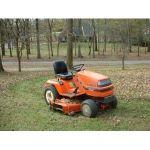 Kubota G1700 G1800 G1900 G2000 Garden Tractor Service Repair Manual