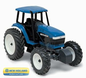 New Holland 8970a 6 Cylinder Ag Tractor Master Parts Manual