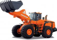 Daewoo Doosan Dl500 Wheeled Loader Service Parts Catalogue Manual