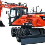 Doosan DX170W Crawler Excavator Workshop Service Repair Manual