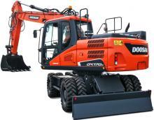 Doosan DX170W Crawler Excavator Workshop Service Repair Manual
