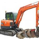 Doosan DX60R Crawler Excavator Repair Service Manual