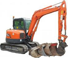 Doosan DX60R Crawler Excavator Repair Service Manual