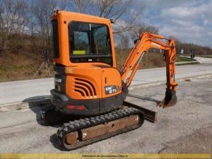Doosan Daewoo Dx27z Mini Excavator Parts Pdf Manual