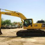 Komatsu PC350-7E0 Crawler Excavator Workshop Repair Service Manual