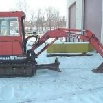 Kubota Kh-61 Excavator Workshop Repair Service Manual