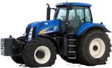 New Holland Ford T8010, T8020, T8030, T8040 Tractors Factory Service Manual
