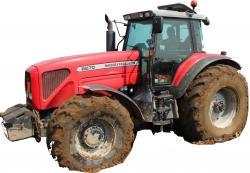 Agco Massey Ferguson 8200 Tractors Repair Service Manual