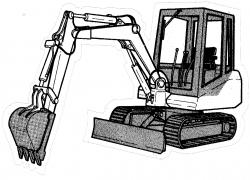 Bobcat 116 Hydraulic Excavator Factory Service & Shop Manual