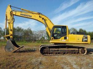 Komatsu Pc300hd-8 Excavator Workshop Repair Service Manual