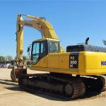 Komatsu Pc300lc-7e0 Crawler Excavator Repair Service Pdf Manual