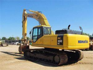 Komatsu Pc300lc-7e0 Crawler Excavator Repair Service Pdf Manual