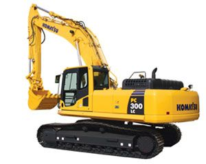Komatsu Pc300lc-8 Hydraulic Excavator Repair Workshop Service Manual