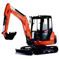 Kubota KX71-3EU Excavator Workshop Service Manual pdf