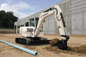 Terex HR 32 Specs Excavator Workshop Service Manual