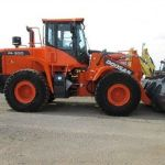 Daewoo Doosan Dl300-3 Wheeled Loader Service Parts Manual