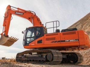 Daewoo Doosan Dx340lc-3, Dx350lc-3 Hydraulic Excavator Service Parts Manual