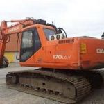 Daewoo Doosan Solar 170lc-v Crawler Excavator Service Parts Manual