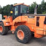 Daewoo Doosan Mega 250-v Tier-Ⅱ Wheeled Loader Service Parts Manual