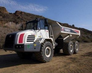 Terex TA30 Articulated Dump Truck Parts Catalog Manual