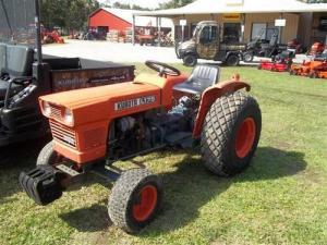 Kubota L175, L210, L225, L225DT, L260 Tractor Factory Repair Manual